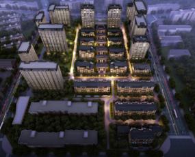 葛洲坝北京中国府新房