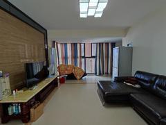 双子座 3室2厅78m²整租租房效果图