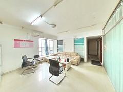 现代城华庭 4室1厅105.8m²整租租房效果图