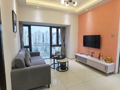 前海枫叶大厦 2室1厅46.32m²整租租房效果图