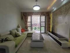 龙光城南区四期 3室2厅72m²整租租房效果图
