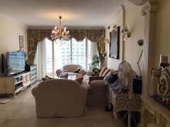 漾日湾畔 欧式精装3房,朝南住家安静,拎包入住租房效果图