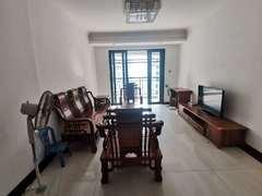 中信左岸 3室2厅111.81m²整租租房效果图