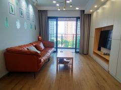 君胜熙珑山花园 3室2厅89m²整租租房效果图