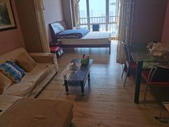 财富港 1室1厅40m²整租租房效果图