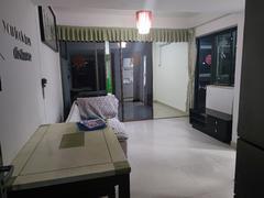 风临国际 1室1厅45.5m²整租租房效果图