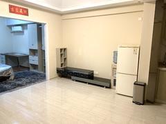 万达广场 1室1厅1厨1卫70m²整租租房效果图