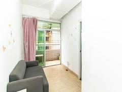 怡泰大厦 精装2房 有家私 拎包入住 厅出阳台 采光好租房效果图
