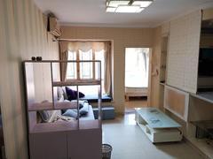 金色都汇 1室2厅45.74m²整租租房效果图