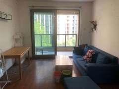 宋都阳光国际 2室2厅85m²整租租房效果图