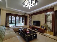 中海塞纳时光 3室2厅118m²整租租房效果图