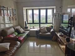 中海塞纳时光 港中大旁。精装3房全齐拎包入住租房效果图