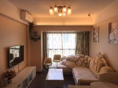 置地逸轩 1室2厅45m²整租租房效果图