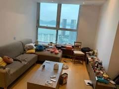 水湾1979 云端公寓 24H管家服务 1房1厅无!敌海景无遮挡租房效果图