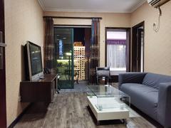 新银座华庭 2室1厅52.99m²整租租房效果图