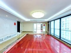 中信红树湾 舒适大三房,中间楼层,每个卧室景观都很好租房效果图
