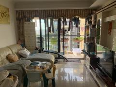 中海康城国际 中海康城3室2厅全齐出租租房效果图