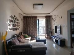 中珠上郡一期 2室2厅80m²整租租房效果图